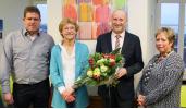 Christian Tang, Dr. Bettina Kramer, Herbert Marczoch, Gudrun Kämmerling